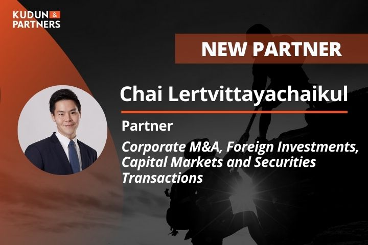 Corporate and M&A chai partner