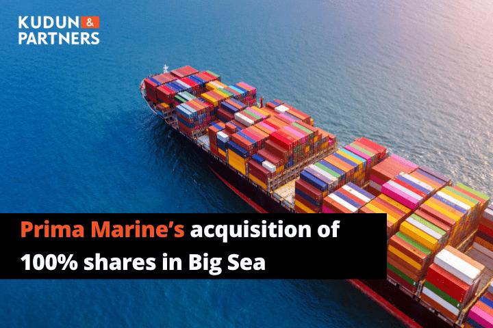 prima marine acquisition